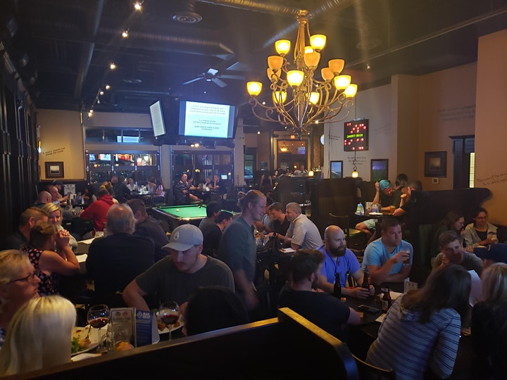 Tremendous Trivia Thursdays at Kelly/Carlos O'Bryan's West Kelowna! image