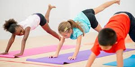 Kids Holy Yoga with Kelly tickets
