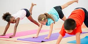 Kids Holy Yoga with Kelly