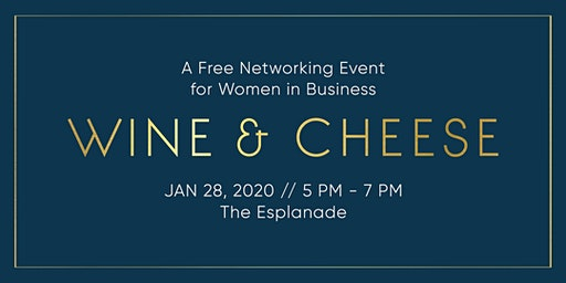 Women in Business: Wine & Cheese 2020