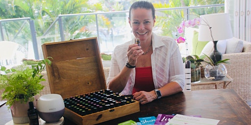 Natural Solutions to Everyday Health and Wellbeing with Essential Oils