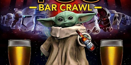 MAY THE 4TH BE WITH YOU BAR CRAWL tickets