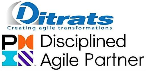 PMI - Disciplined Agile Lean Scrum Master (DALSM) Curso de Certificación