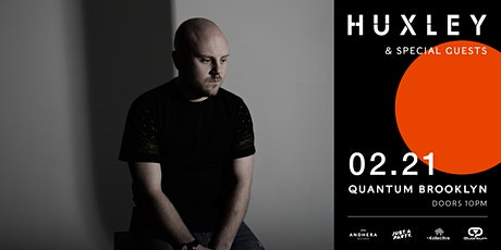 Andhera Records & Just a Party present: Huxley tickets