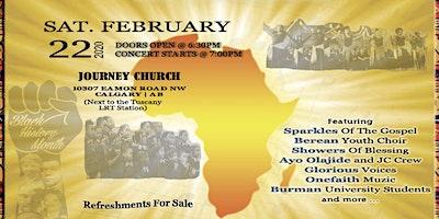 Black History Gospel Extravaganza