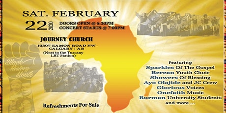 Black History Gospel Extravaganza tickets