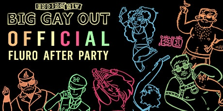 Big Gay Out Official After Party tickets
