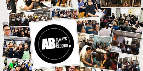 Jasper Area Exclusive ABC: Always Be Closing Workshop tickets