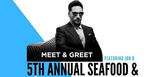 5 Annual Seafood & Jazz Festival Ft. Jon B.
