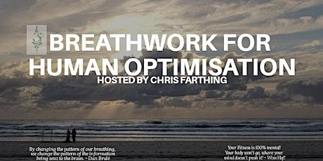 Breathwork for Human Optimisation tickets