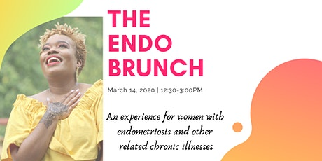 The Endo Brunch tickets
