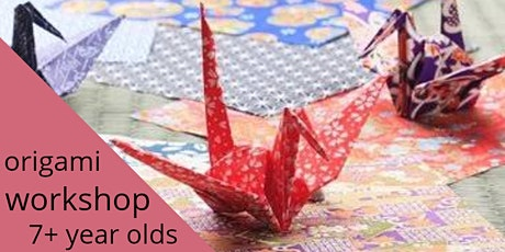 Origami Workshop at Let The Children Play tickets