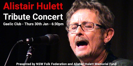 Alistair Hulett Tribute Concert tickets