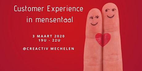 Customer experience in mensentaal tickets
