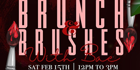 Brunch and Brushes with Bae! tickets