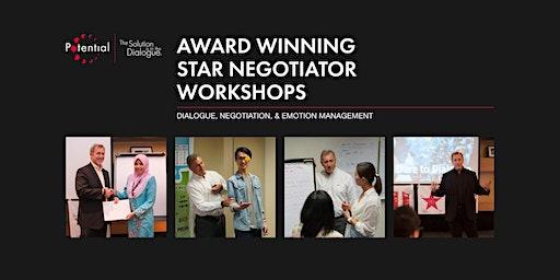 Peter Nixon's Star Negotiator Workshop