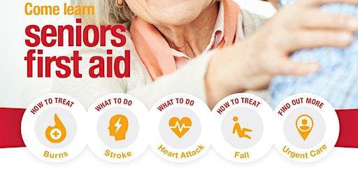 First Aid  - Seniors @ Girrawheen Library