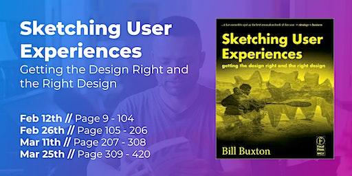 Sketching User Experiences (Part 3/4) // CPHUX Book Club