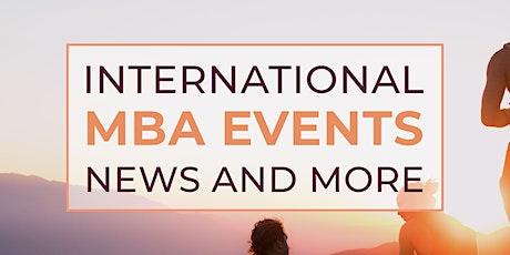 One-to-One MBA Event in Monterrey boletos