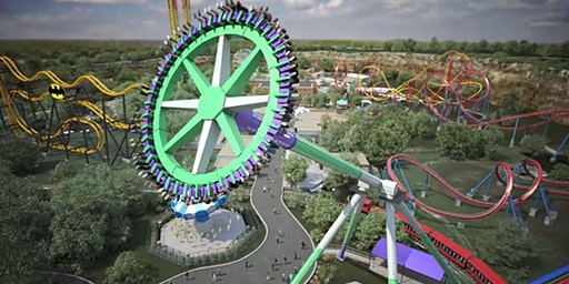 Ride Pulse Pounding Roller Coasters At Six Flags Fiesta Texas!
