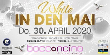 Tanz in den Mai - White Party Düsseldorf Tickets