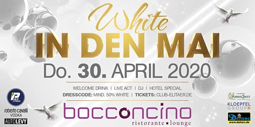 Tanz in den Mai - White Party Düsseldorf