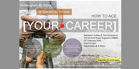 How To Ace Your Career tickets