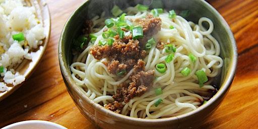Asian Street Food Cooking Class