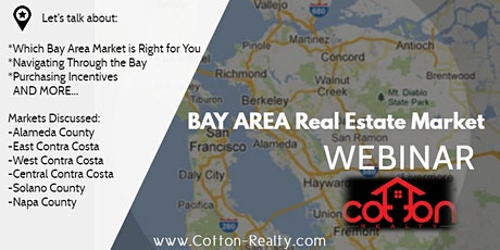 Bay Area Real Estate -Which Neighborhood is right for you? tickets