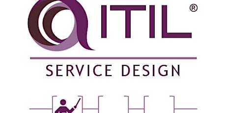 ITIL – Service Design (SD) 3 Days Training in Milton Keynes tickets