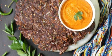 Indian Cooking with Ancient Grains Cooking Class tickets