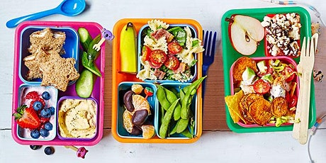 Packed with Goodness - Back to School Lunchbox Masterclass tickets
