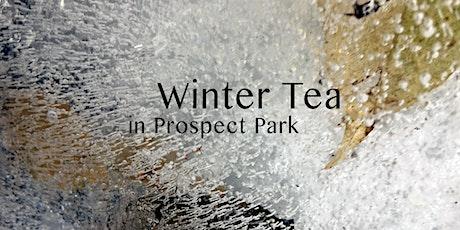 Winter Tea in Prospect Park tickets