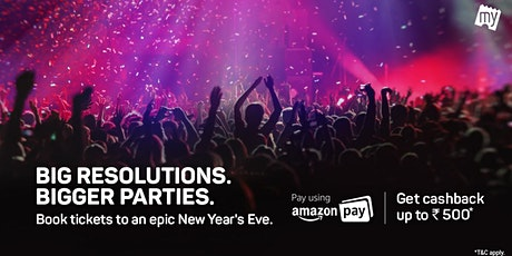 New Year Parties tickets