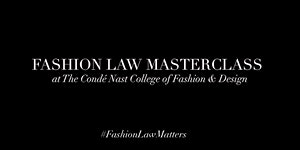 Fashion Law Masterclass