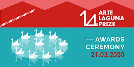 EXHIBITION OPENING | Vernissage 14. Arte Laguna Prize - Arsenale Venezia biglietti