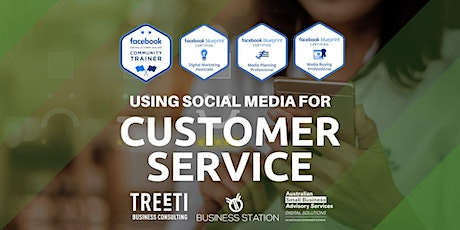 Using social media for customer service [Darwin] tickets