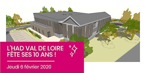 L'HAD Val de Loire fête ses 10 ans !