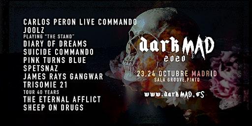 DarkMAD  23 y 24 Octubre, 2020