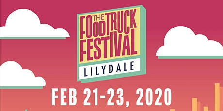 Lilydale Food Truck Festival tickets