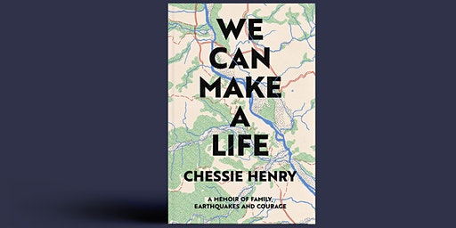 Get Lit Bookclub: Chessie Henry, We Can Make A Life