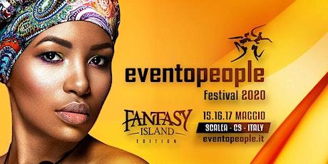 Eventopeople Festival 2020: Fantasy Island Edition biglietti