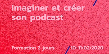 Formation // Créer son podcast entradas