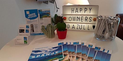 Azull infoavond Spanje di 18/02/2020 19.00u Antwerpen