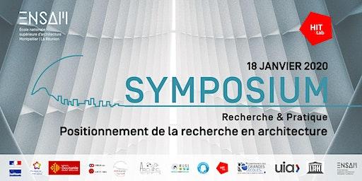Symposium HITLab - Métropoles du Sud