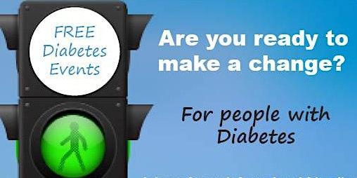 GO Active Get Healthy Diabetes Event, Wantage - 20/03/2020