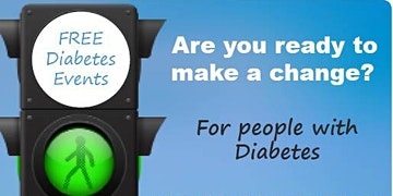GO Active Get Healthy Diabetes Event, Faringdon - 26/03/2020