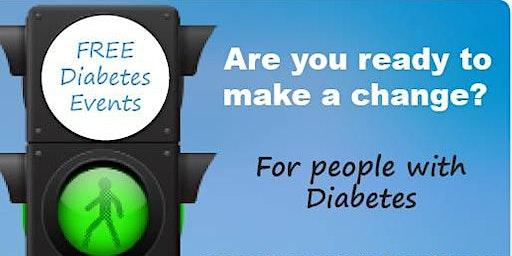 GO Active Get Healthy Diabetes Event, Faringdon - 26/03/2020