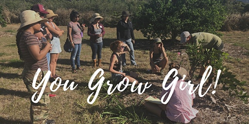 You Grow Girl! Celebrating Hawai'i Women in Agriculture