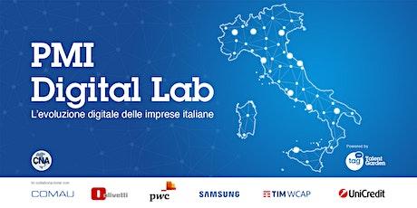 PMI Digital Lab | Streaming CNA Caserta biglietti